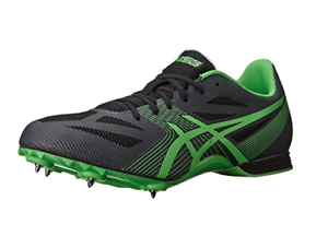 Track Field Shoes Spikes Black