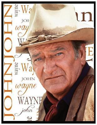 "/""THE SHOOTIST/"".....FREE SHIPPING 4/"" X 5/"" JOHN WAYNE FRIDGE MAGNET"