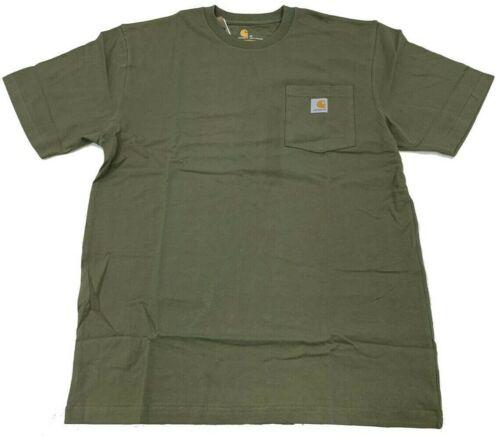 Carhartt Men/'s Workwear Pocket S//S T-Shirt K87