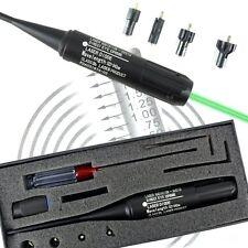 Green dot laser bore sighter Boresighter Kit .22-.50 Caliber 8303 #81