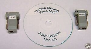 Details about Toshiba Stratagy Voice Mail Admin Software Kit