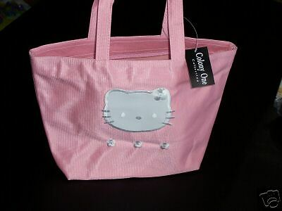 HELLO KITTY COLONY ONE NEW! TOTE BAG STYLE PURSE