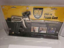 Great Stuff Pro 99046685 Pro 14 Foam Dispensing Gun Silver