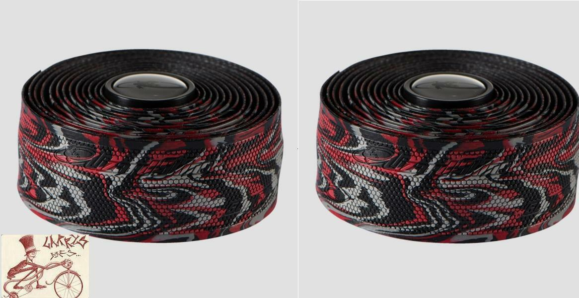 LIZARD SKINS DSP 3.2MM WILDFIRE CAMO BICYCLE HANDLEBAR BARTAPE BAR TAPE