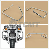 Highway Engine Guard Crash Bar For Harley Touring Electra Glide Ultra 09-up