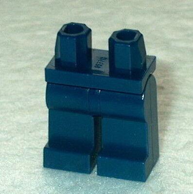 LEGS Lego Plain//Solid Dark Blue 1 pair NEW Genuine Lego Star Wars,Potter