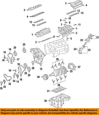 Genuine Hyundai 24700-3C751 Camshaft Assembly Right