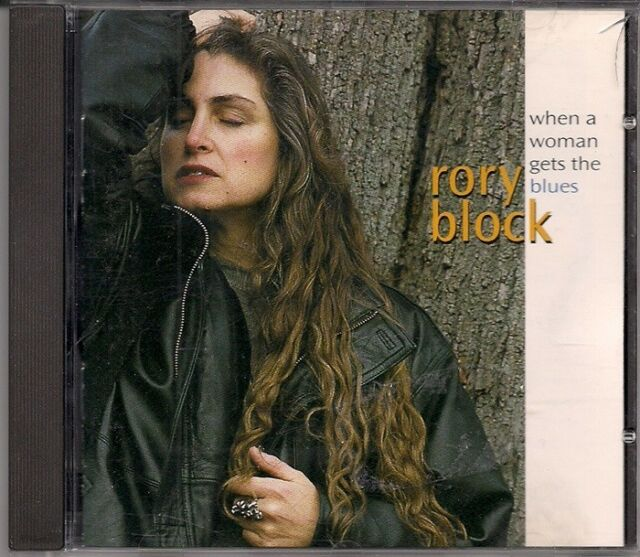 RORY BLOCK (When a Woman gets the blues)