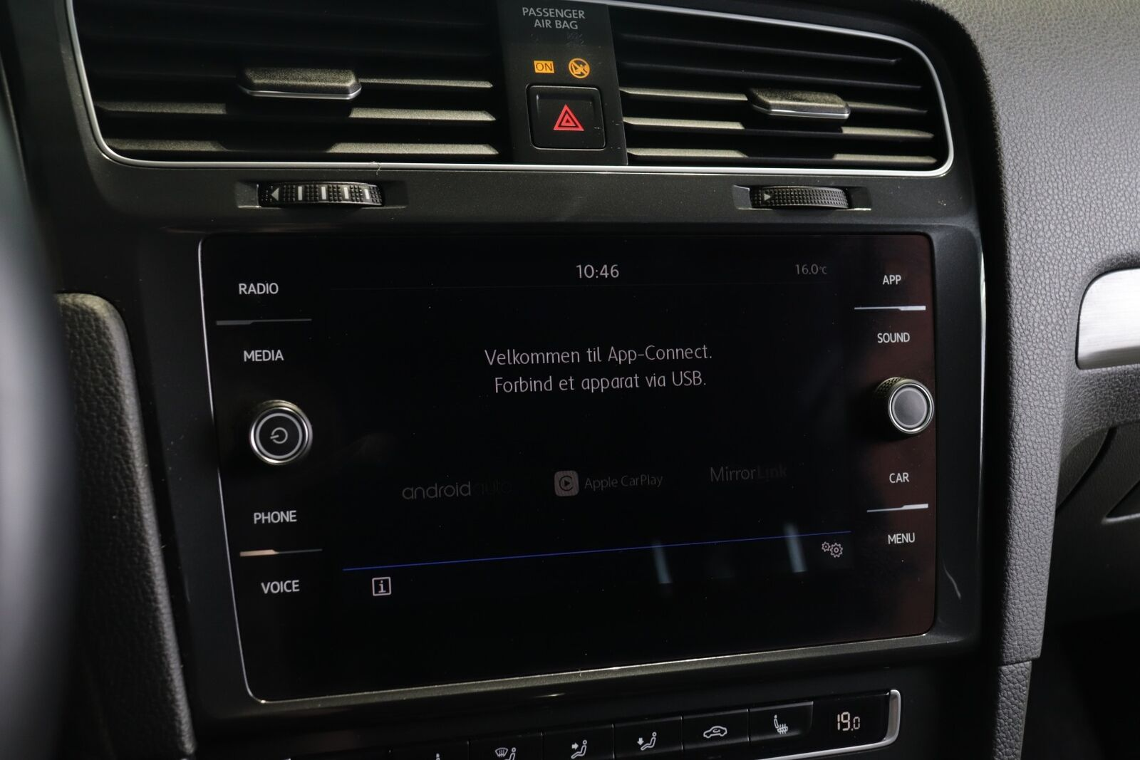 VW Golf VII TSi 130 Comfortline DSG