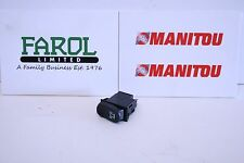 Genuine Manitou Revolving Light Switch 272629 TMM25 TMM20 MVT929 MVT730