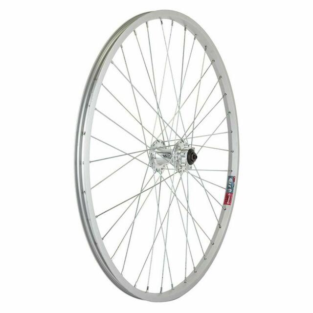 26 Wheel Master Front 6b Disc QR Silver Alloy Mountain Bike Weinmann Rim Iso559 for sale online