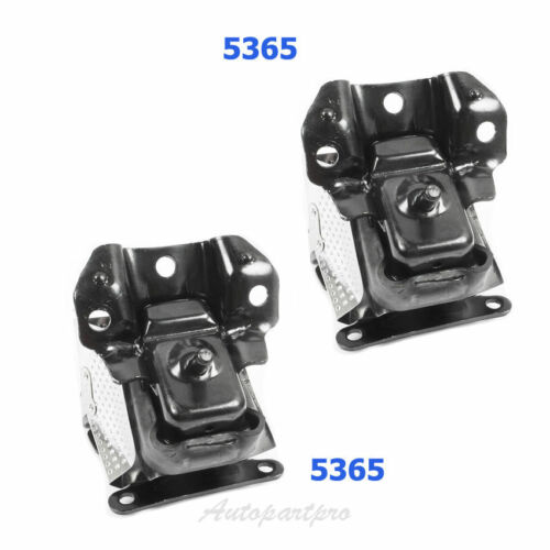 M464 Front L /& R Motor Mount For 07-11 Cadillac Escalade// Chevy TAHOE// GMC YUKON
