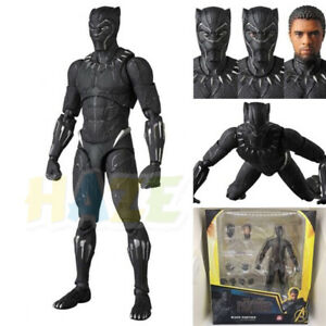 Avengers-Infinity-War-MAF091-Black-Panther-Figure-Toy-16cm-In-Box-Model-Gift