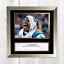 CAM-NEWTON-NFL-Carolina-Panthers-ENCADREE-NON-encadre-signe-Poster-10-034-x10-034 miniature 3