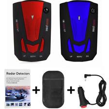Car V7 Cobra 16 Band 360 Anti Police Gps Camera Laser Radar Detector Voice Alert