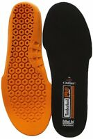 Timberland Pro Men's Anti Fatigue Technology Replacement Insole,orange,medium/8-