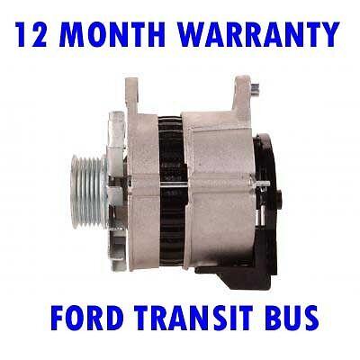 Ford transit bus 1991 1992 1993 1994 alternator 12 month warranty