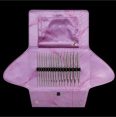 addi Click LACE Short Tips Extended Set Interchangeable Knitting Needles