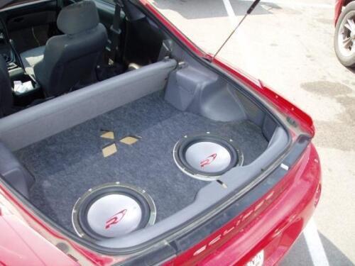 Concept Enclosures Custom 95-99 2G Eclipse Sub Subwoofer Box Speaker Enclosure