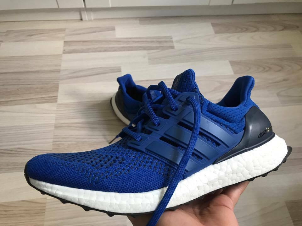 ADIDAS ULTRA Boost 1.0 ROYAL blu BLU 2016
