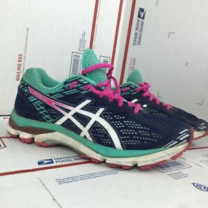 Asics Womens Gel Pursue Pink Running