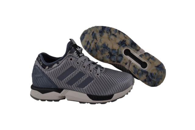 watch separation shoes best website adidas ZX Flux NPS SCHUHE grau blau 37 1/3 EU