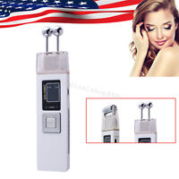 Portable Microcurrent Skin Firming Reduce Wrinkles Skin Care Beauty Machine Us