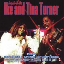 Ike and Tina Turner.Living For The City (CD 2007) New and Sealed 5034504262829