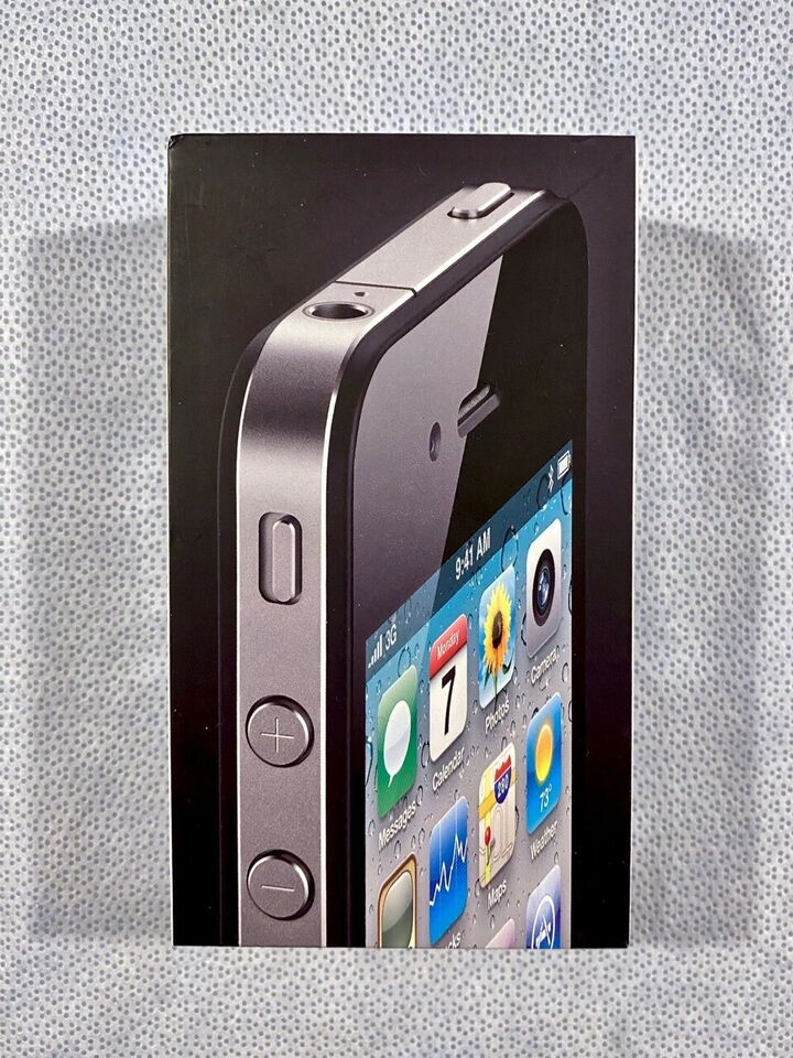 iPhone 4, 16 GB