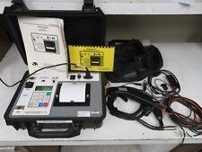 Vanguard Instruments Quickshot Digital Circuit Breaker Analyzer With Accessories