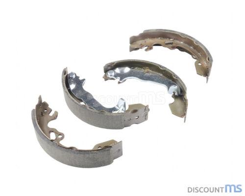 SRL zapatas freno de tambor Ø 2032 mm atrás para ford 1075549 1126 158 1o75549