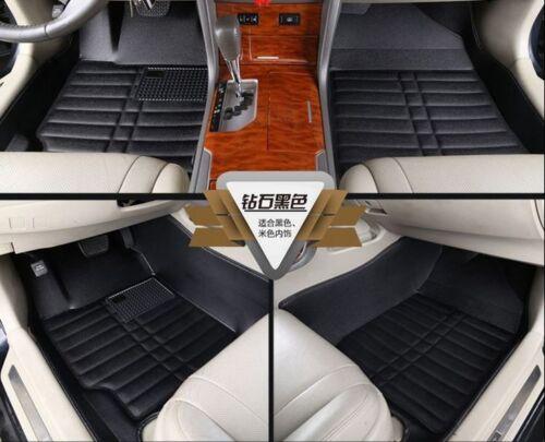 Car Floor Mats FloorLiner Fit For Nissan Rogue 2014~2018 Waterproof