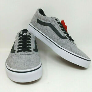 NEW! Vans Ward Textile Skate Shoes