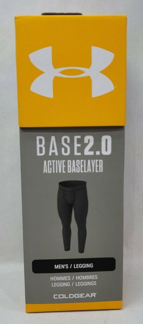 Men/'s ColdGear® Base 2.0 Leggings XL
