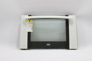 Zanussi-ZKC5540W-Oven-Cooker-Full-Door-unit-inner-outer-glass-handle-seal-top