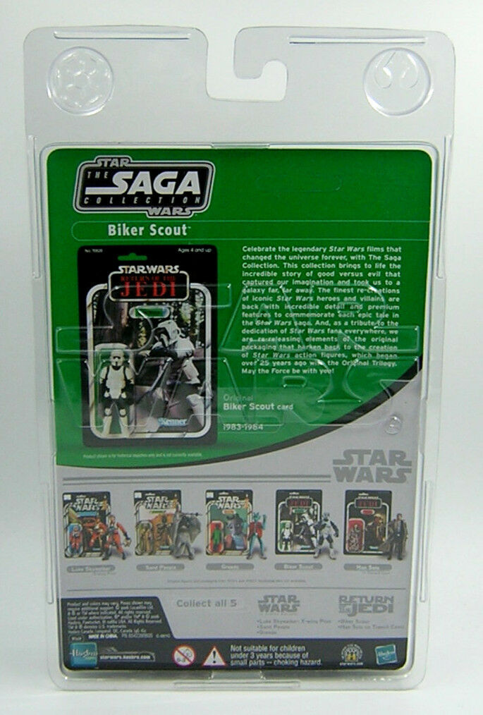 Star Wars Original Trilogy OTC Vintage Collection VC Biker Biker Biker Scout Trooper   bf9637