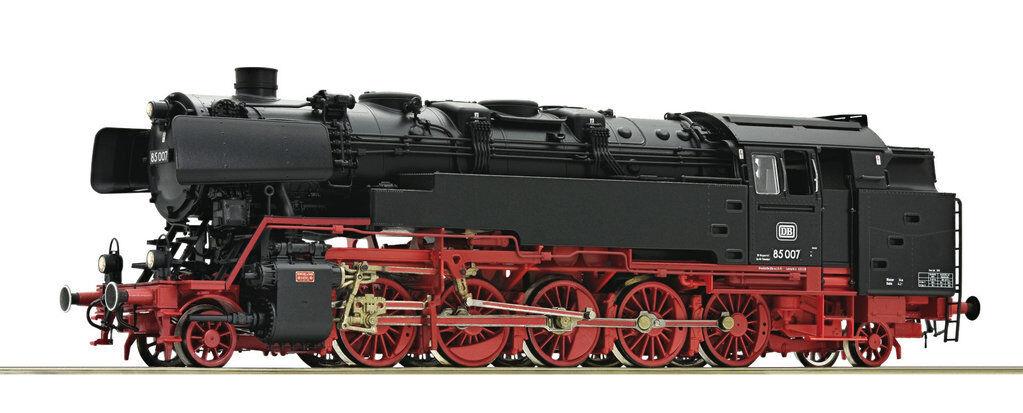 Roco 72270 máquina de vapor br 85, DC, nuevo + embalaje original