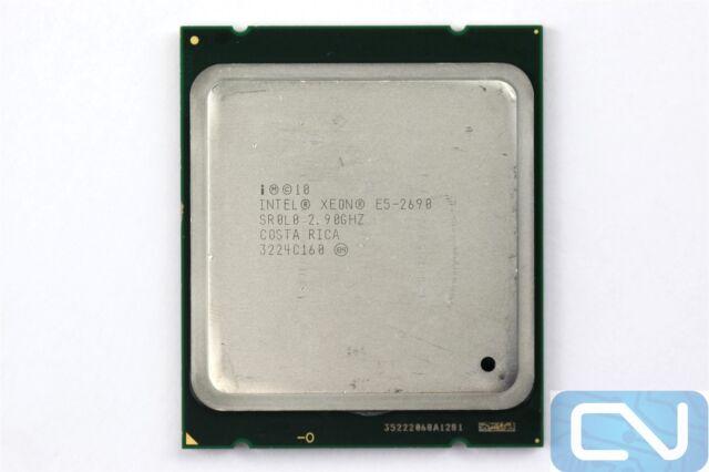 Intel Xeon E5-2690 2.9GHz 20MB 8GT/s SR0L0 LGA 2011 Server CPU [Grade: Fair]