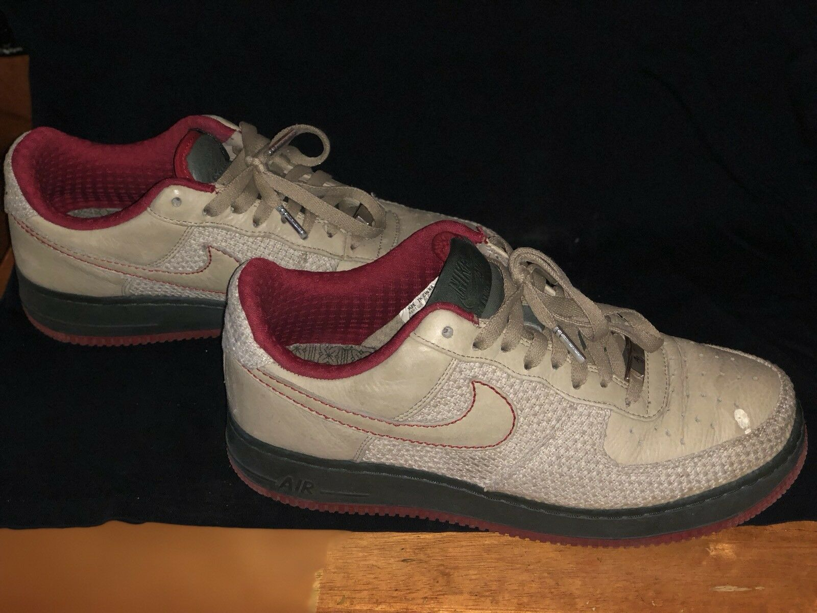 Wild casual shoes Men's Nike Air Force 1 Premium '07 Price reduction Comfortable