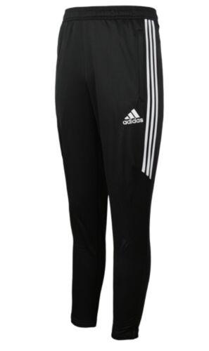 Adidas Men Tango Fleeced Long Pants Training Winter Black Running Pant BR1729