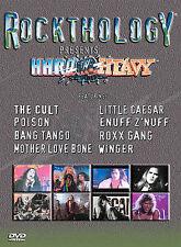 Rockthology Presents Hard 'n' Heavy Vol. 7 DVD, The Cult, Poison, Bang Tango, Mo