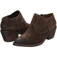 Carlos Santana falcon Shoe Boots - Dark Brown - Sz. 6 In Box