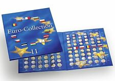 """Leuchtturm Münzalbum Presso Euro-Collection Band 2 """"Die neuen Länder"""""""