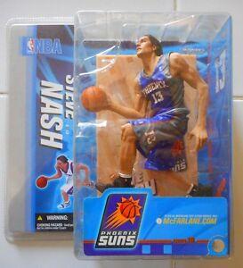 STEVE NASH VARIANT/MCFARLANE NBA SERIES 10/PURPLE GREY VARIANT/SEALED NIP/SUNS