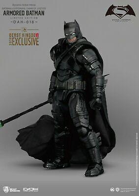 BEAST KINGDOM Batman VS Superman Dawn of Justice Amored Batman 1//9 Action Figure