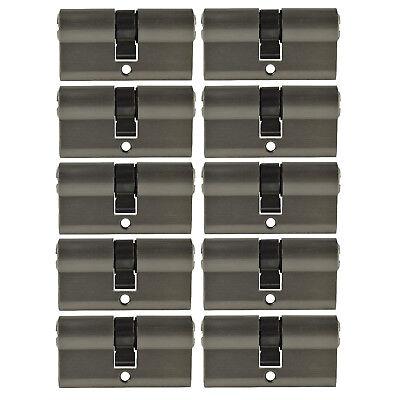 Hauptschlüssel-anlage 10x 70 Mm 35/35 Mit Je 5 Schlüssel +5 Hauptschlüssel