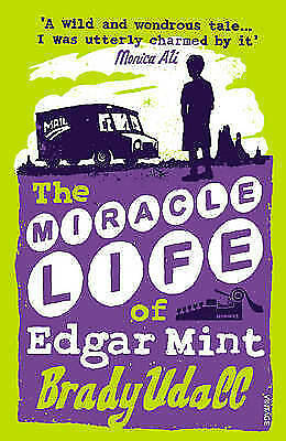 1 of 1 - The Miracle Life Of Edgar Mint, Udall, Brady, Very Good Book