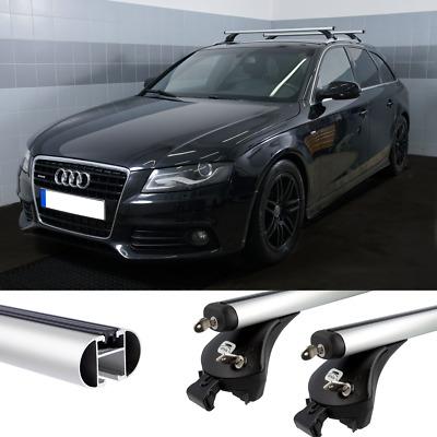 EBA Aluminium für Audi A4 Allroad Typ 8K//B8 inkl Dachträger Menabo Tiger