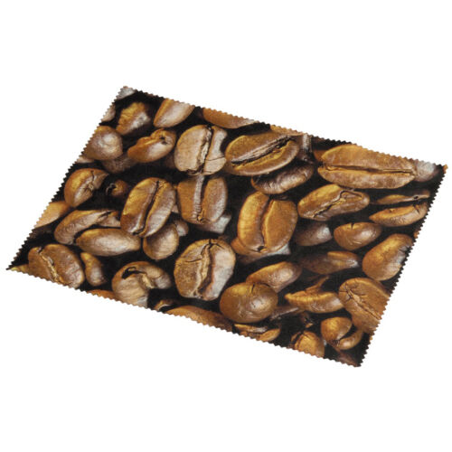 Coffee beans Hama Microfibre Cleaning Cloth 17.5cmx15cm