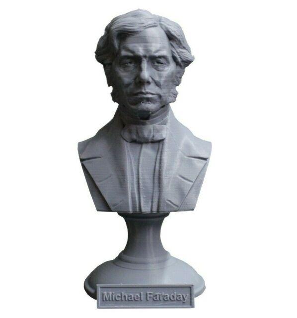 Edgar Allan Poe 5 inch 3D Printed Bust American Writer Art FREE SHIPPING